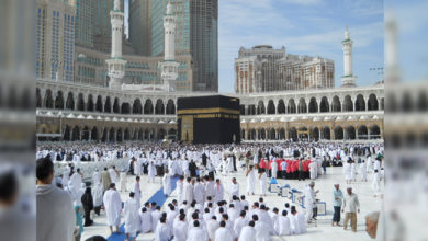 Photo of سعودی عرب: کورونا وائرس کا خدشہ، سیاحت کے بعد عمرہ زائرین کے سفر پر پابندی