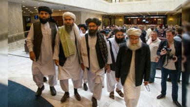 Photo of طالبان کا امریکہ پر افغان امن مذاکرات روکنے کا الزام