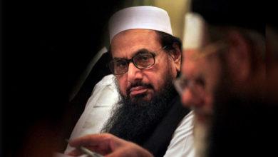 Photo of دہشت گردوں کے مالی معاون حافظ سعید کو 11 سال قید کی سزا