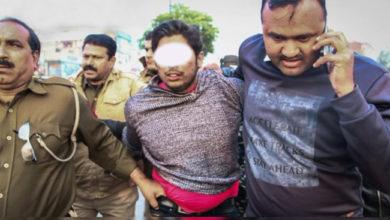 Photo of جامعہ کے بعد اب شاہین باغ میں ہوئی فائرنگ، ملزم پولس حراست میں