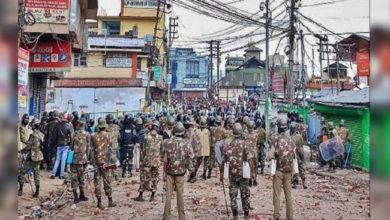 Photo of میگھالیہ میں تشدد کے دوران ایک شخص کی موت، انٹرنیٹ بند، کرفیو نافذ