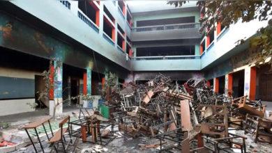 Photo of دہلی فسادات: شمال مشرقی دہلی کے سبھی اسکول 7 مارچ تک بند، امتحانات ملتوی