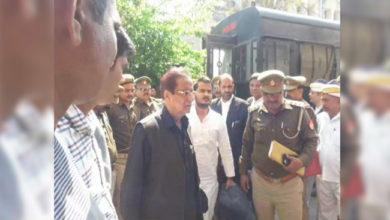 Photo of اعظم خان سیتا پور سے بریلی جیل میں منتقل