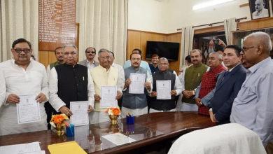 Photo of پریم چند، امریندر دھاری، ہری ونش، رام ناتھ اور ویویک راجیہ سبھا کیلئے منتخب