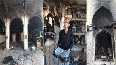 Photo of فرقہ وارانہ فسادات میں 16مساجد اور مزار کو پہنچا ہے شدید نقصان