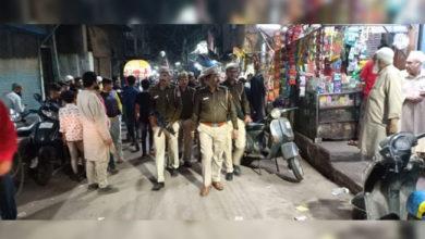 Photo of دہلی میں دنگے کی افواہ پھیلانے کے الزام میں 40 گرفتار