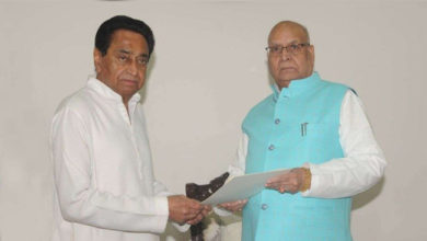 Photo of مدھیہ پردیش: فلورٹیسٹ سے پہلے کمل ناتھ نے گورنر کو سونپا استعفیٰ
