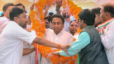Photo of مدھیہ پردیش: کانگریس حکومت کے سر سے ٹلا خطرہ