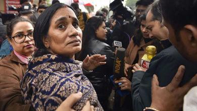 Photo of نربھیا معاملہ: پھر لگی قصورواروں کی پھانسی پر روک، نربھیا کی ماں کا چھلکا درد