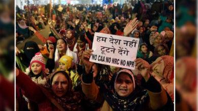Photo of دھمکی اور افواہ کسی بڑے دردناک واقعہ کا پیشہ خیمہ ہوسکتی ہے: مظاہرین