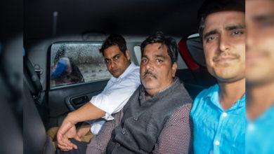 Photo of دہلی تشدد: 7 دنوں کی پولیس ریمانڈ پر بھیجے گئے طاہر حسین