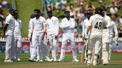 Photo of ہندوستان بمقابلہ نیوزی لینڈ: ٹیسٹ سیریز میں بھی ملی ٹیم انڈیا کو شرمناک شکست