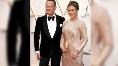 Photo of ہالی ووڈ کے معروف اداکار ٹام ہینکس اور اہلیہ ریٹا ولسن کورونائرس کی زد میں