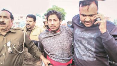 Photo of شاہین باغ میں فائرنگ کرنے والے کپل گوجر کو ملی ضمانت، ڈھول۔نگاڑوں سے ہوا استقبال