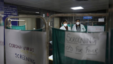 Photo of کورونا وائرس: ملک میں 84 معاملوں کی تصدیق، دو لوگوں کی موت
