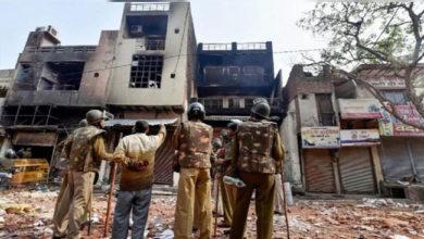 Photo of دہلی فسادات: حکومت اور پولیس کے رویہ پر جمعیۃ علماء ہند برہم