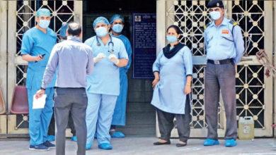 Photo of ایل این جے پی اسپتال میں کورونا کے 66 نئے مریض آنے سے ہلچل