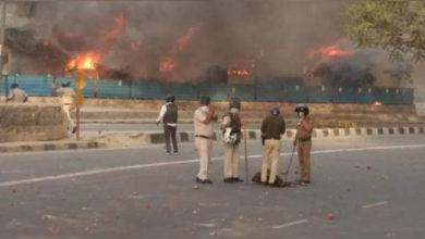 Photo of کشمیری گیٹ، جمنا بازار کے قریب 3 شیلٹر ہوم میں آتشزدگی