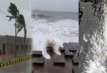 Photo of امفان طوفان: کلکتہ کی تمام سڑکیں ویران، فلائی اوور بند، کئی اضلاع میں بارش جاری