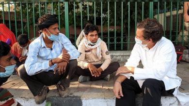 Photo of لاک ڈاؤن نے مہاجر مزدوروں کو دی سب سے زیادہ تکلیف: راہل گاندھی