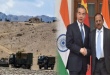 Photo of ہند-چین تنازعہ: ایل اے سی سے فوجی دستے پیچھے ہٹانے پر متفق