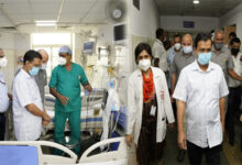 Photo of اروند کجریوال اور منیش سسودیا نے راجیو گاندھی اسپتال کا کیا دورہ