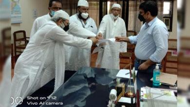 Photo of عید الضحیٰ کی مناسبت سے جمعیتہ علماء امروہہ نے ضلع انتظامیہ کو ارسال کیا 5 نکاتی مکتوب