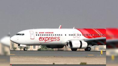 Photo of دبئی میں ائیر انڈیا ایکسپریس کی پروازوں پر پابندی