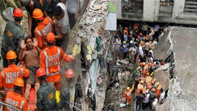 Photo of بھیونڈی حادثہ: مرنے والوں کی تعداد بڑھ کر 20، بچاؤ کام جاری