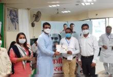 Photo of دہلی کانگریس نے کورونا وائریئرس کو راجیو رتن اعزاز سے نوازا