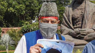 Photo of کشمیر میں امن کی بحالی کیلئے سابقہ حیثیت بحال کیا جائے: فاروق عبد اللہ