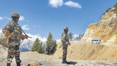 Photo of ہندوستان۔چین تنازعہ: ہماچل کے سرحدی علاقوں میں سیکورٹی الرٹ