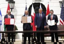 Photo of اسرائیل کا متحدہ عرب امارات اور بحرین کے ساتھ معاہدہ