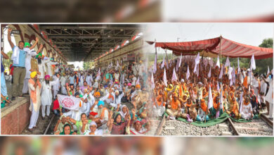 Photo of کسان تحریک: دو جن شتابدی اسپیشل ٹرین آج بھی منسوخ