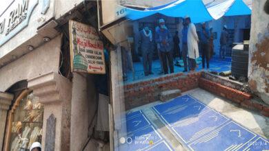 Photo of دریباں کلاں میں واقع مسجد نواب شرف الدولہ پر دہلی وقف بورڈ کو ملا اسٹے