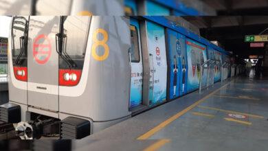 Photo of دہلی میٹرو خدمات 169 دن بعد بحال