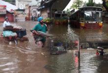 Photo of ممبئی میں طوفانی بارش سے سیلابی صورتحال، گھروں اور رہائشی کالونیاں زیر آب