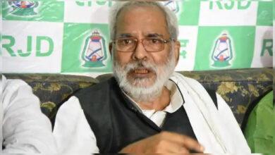 Photo of سینئر لیڈر رگھونش پرساد سنگھ نے آر جے ڈی سے دیا استعفی