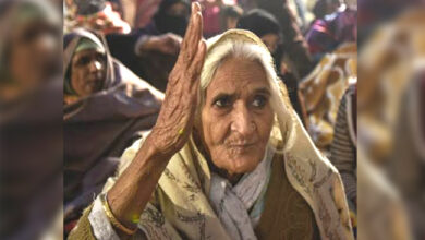 Photo of شاہین باغ کی دادی بلقیس بانو بااثر شخصیات میں شامل