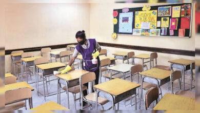 Photo of کورونا وبا کے دوران ڈیڑھ ارب بچے تعلیم سے محروم