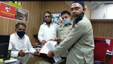 Photo of مسلم مسافر خانہ بلیماران کی حالت پر توجہ دے دہلی وقف بورڈ