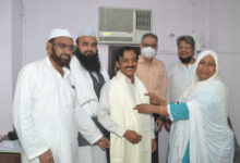 Photo of دہلی حج کمیٹی کے ای او، ڈاکٹر اشفاق احمد عارفی کا تبادلہ