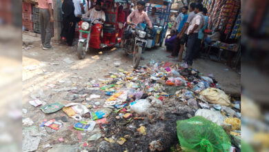 Photo of مصطفی آباد کا واحد بازار 25 فٹا روڈ بدحالی کا شکار، عوامی نمائندے غیر سنجیدہ