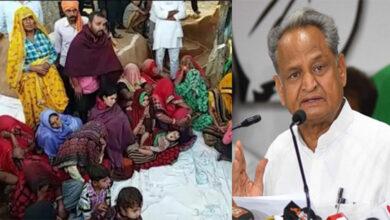 Photo of پجاری قتل معاملہ: اشوک گہلوت کا اہل خانہ کو معاوضہ دینے کا اعلان