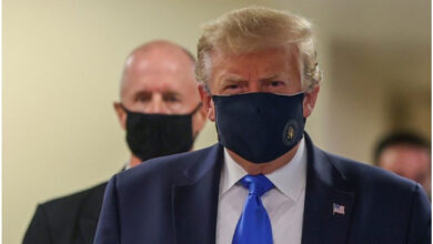 Photo of امریکی صدر ڈونالڈ ٹرمپ اسپتال میں داخل