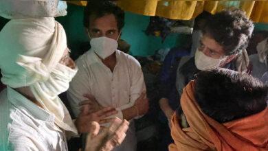 Photo of ہاتھرس معاملہ: متاثرہ خاندان سے راہل۔ پرینکا کی ملاقات، ہرممکن مدد کی یقین دہانی