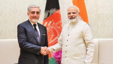 Photo of افغان رہنما عبداللہ عبداللہ کی مودی سے ملاقات