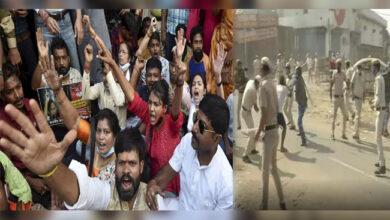 Photo of مغربی بنگال: بی جے پی-ترنمول کانگریس کے کارکنان میں جھڑپ، پولیس کا لاٹھی چارج