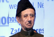 Photo of معروف شیعہ عالم کلب صادق کا انتقال
