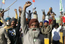 Photo of کسانوں کا احتجاج جاری، ہریانہ کے کسانوں کا دہلی مارچ کا اعلان